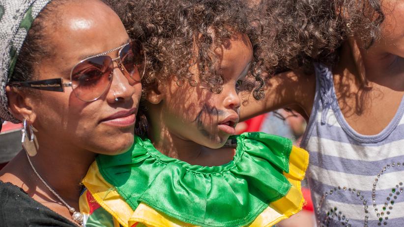 Etopscy żydzi domagają się możliwości łączenia rodzin. Protesty w Jerozolimie