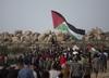 Izraelskie myśliwce zaatakowały Strefę Gazy