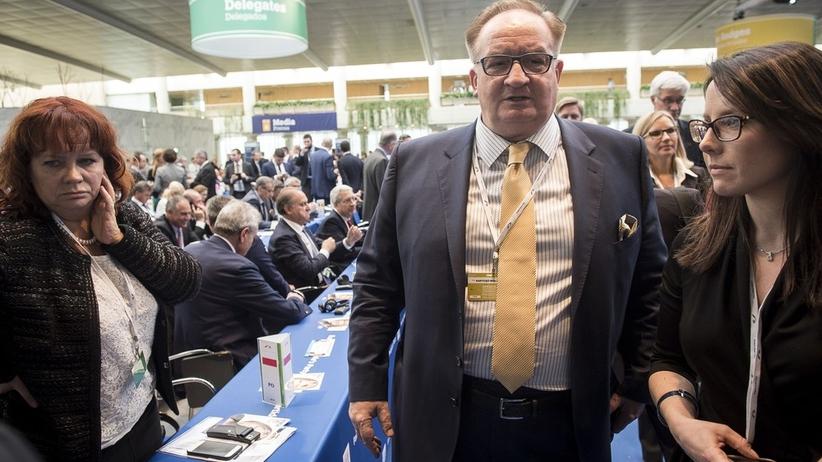 Jacek Saryusz-Wolski odchodzi z Europejskiej Partii Ludowej