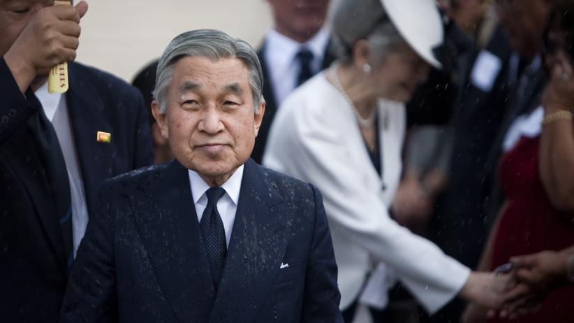 Japonia: Cesarz Akihito abdykuje 30 kwietnia 2019 r.