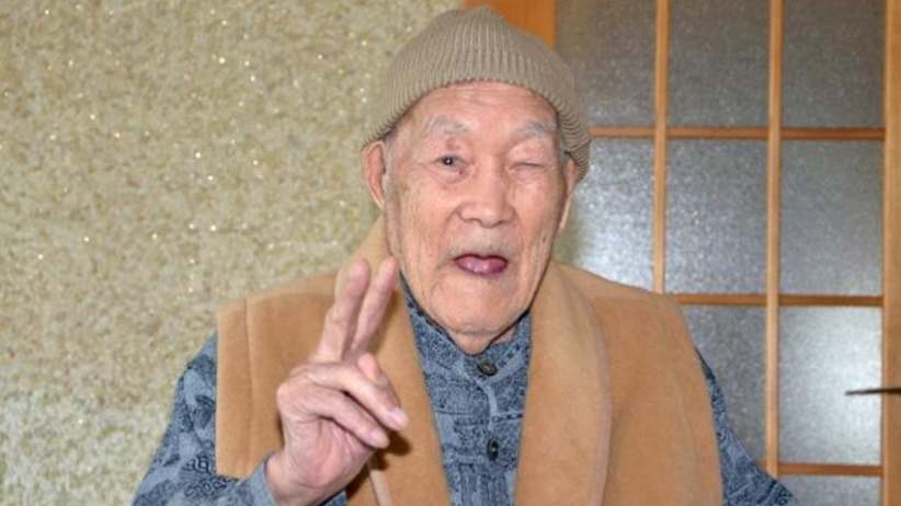 Zmarł najstarszy mężczyzna na świecie. Miał 113 lat