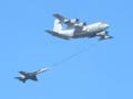 Samoloty sił USA zderzyły się w powietrzu. Dwie osoby przeżyły