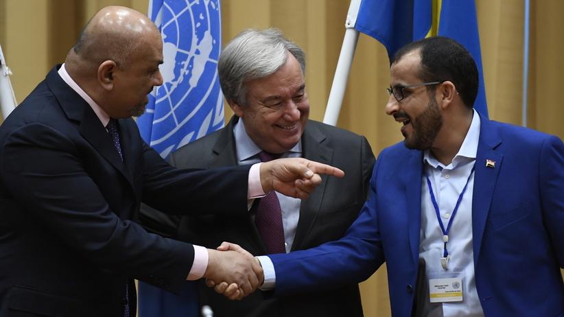Jemen. Strony konfliktu zgodziły się na korytarz z pomocą humanitarną
