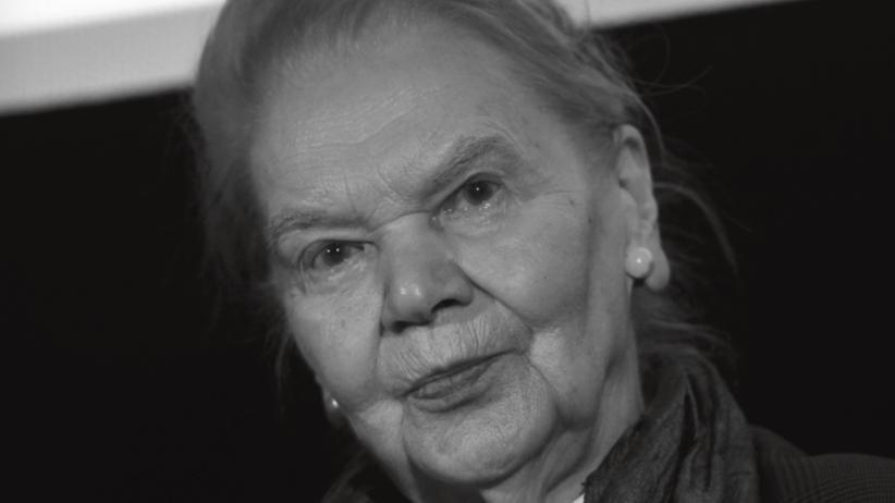Julia Hartwig nie żyje. Była jedną z najwybitniejszych polskich poetek