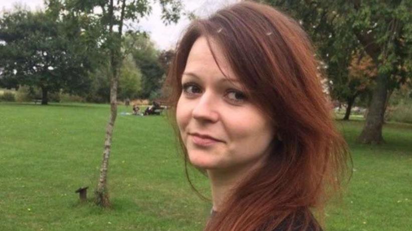 Julia Skripal wydała oświadczenie ws. ataku w Salisbury