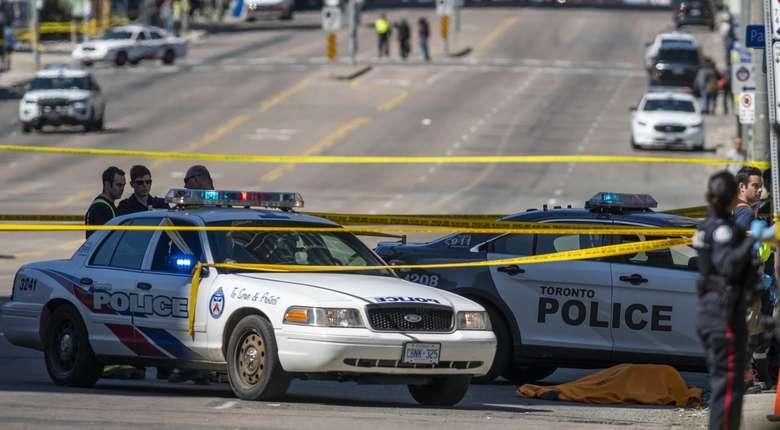 Kanada: kierowca vana wjechał w grupę osób. Są ofiary śmiertelne