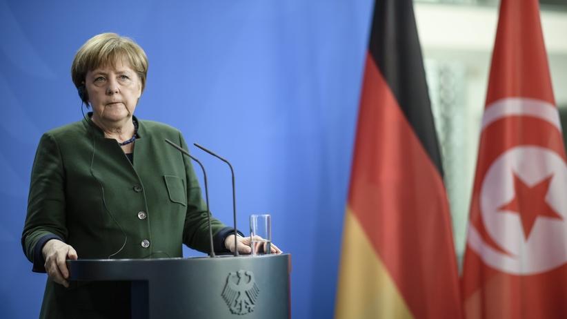 """Kanclerz Merkel: """"Tunezyjscy imigranci będą odsyłani do swojego kraju"""""""