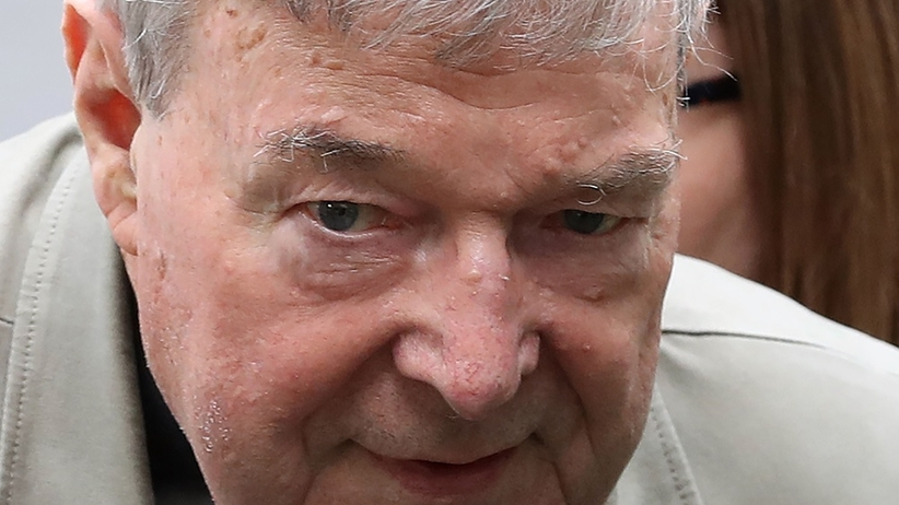 Kardynał Pell skazany za pedofilię. Historyczny wyrok