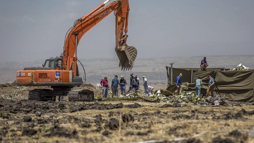 Jest wstępna analiza czarnych skrzynek z katastrofy Ethiopian Airlines. Niepokojące dane