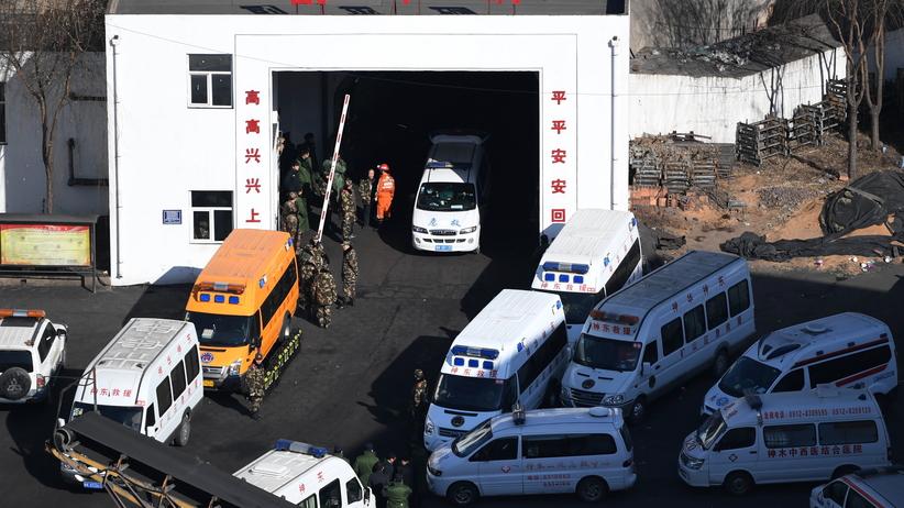 Katastrofa w chińskiej kopalni. Zginęło co najmniej 21 górników
