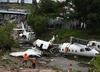 Wypadek w Hondurasie