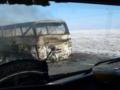 Spłonął pasażerski autobus. Zginęły 52 osoby