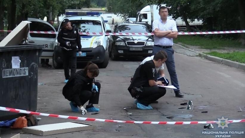 Kijów. Polak aresztowany w związku z zabójstwem i ranieniem nożem