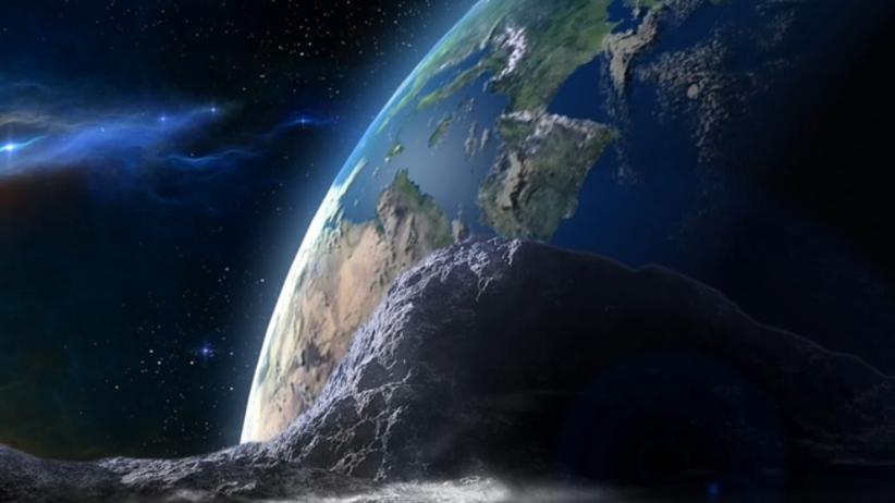 Kilkunastometrowa planetoida pędzi w kierunku Ziemi