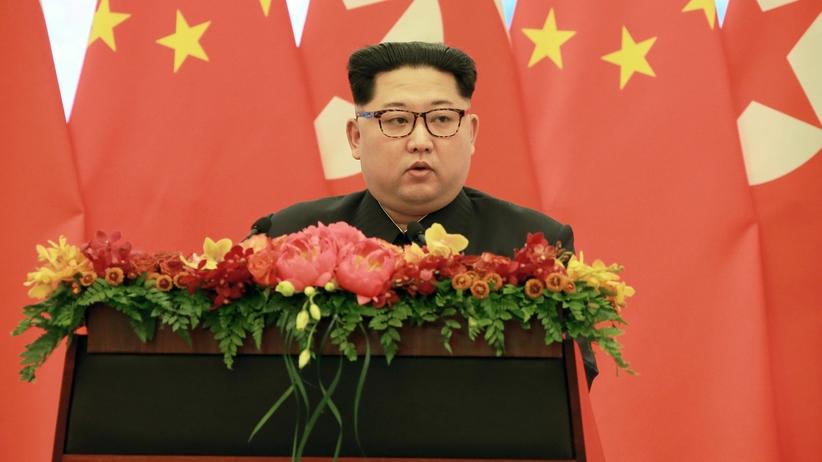 Pekin potwierdza: Kim Dzong Un odwiedził Chiny