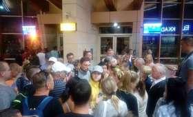 Kłopoty polskich turystów wracających z Egiptu
