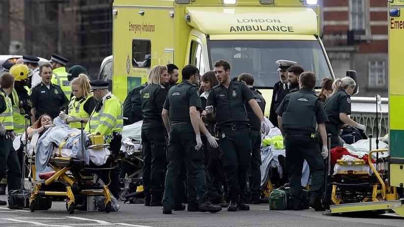 Zamach w Londynie: kolejne dwie osoby zatrzymane