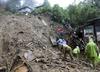 Filipiny. Kilkadziesiąt osób zaginęło po osunięciu się ziemi