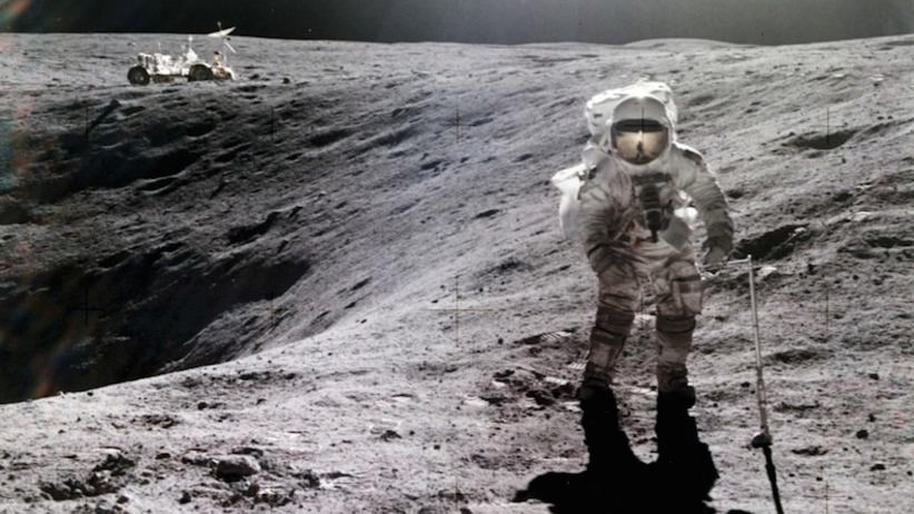 Kolejny człowiek poleci na Księżyc. NASA potwierdza