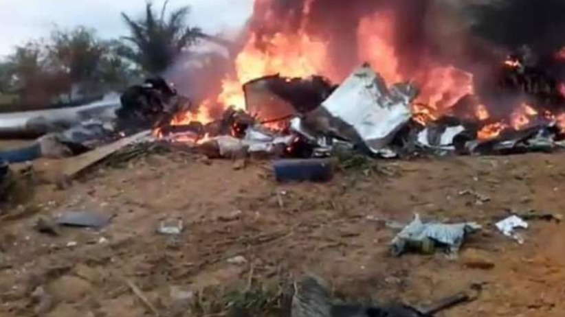 Katastrofa lotnicza w Kolumbii. Służby: żadna z osób nie ocalała [WIDEO]