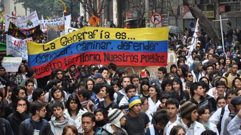 Kolumbia. Wybuch granatu w dyskotece