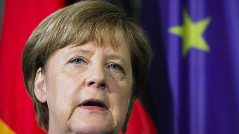 Merkel: zamach zwiększa naszą determinację w walce z terrorystami