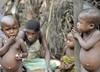 Dramat w Kongo. Z głodu umrzeć może nawet 300 tys. dzieci
