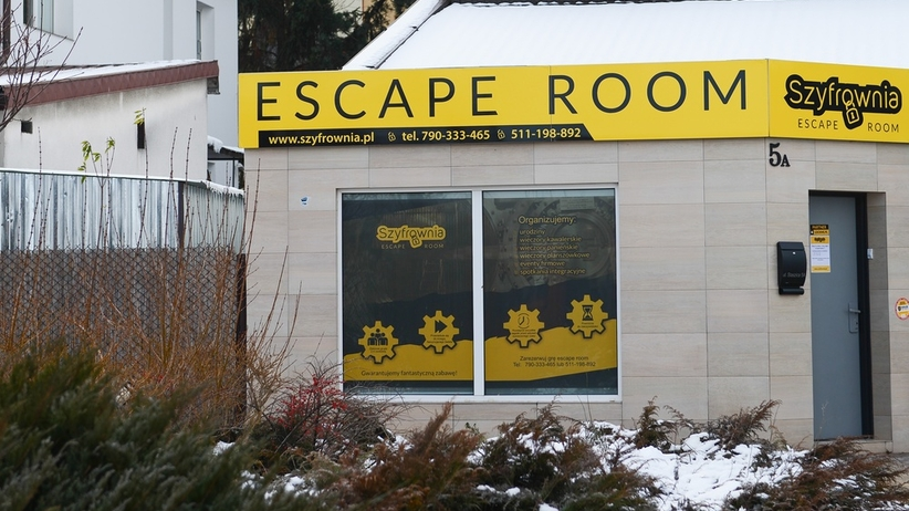 Po tragedii w Koszalinie będą kontrole escape roomów na Litwie