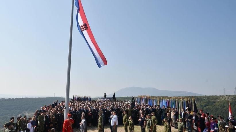"""Kontrowersje wokół rocznicy operacji """"Burza"""" na Bałkanach"""