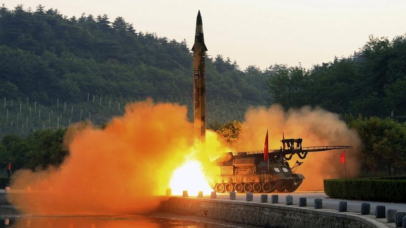 Korea Północna znowu prowokuje. Wystrzeliła kolejne pociski