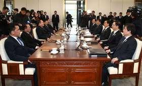 Obie Koree przy jednym stole negocjacyjnym. Pierwszy raz od dwóch lat