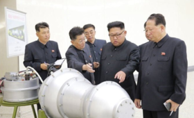 Alarm na półwyspie koreańskim. Reżim Kim Dzong Una dokonał próby jądrowej