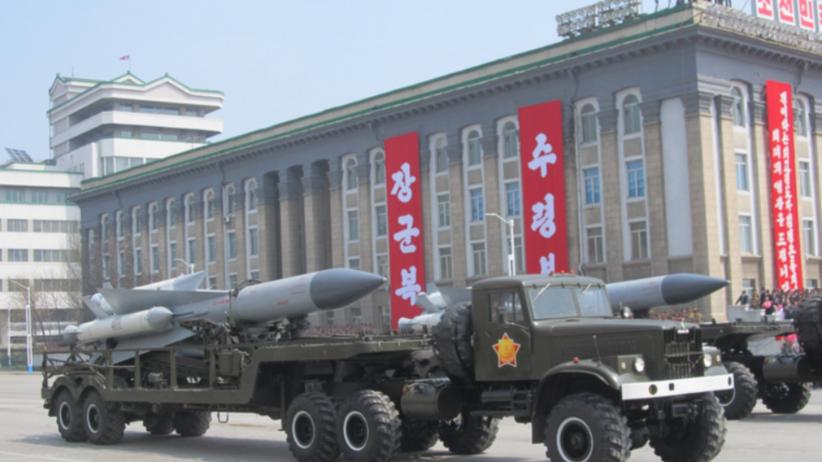 Korea Północna przygotowuje nową wyrzutnię rakietową