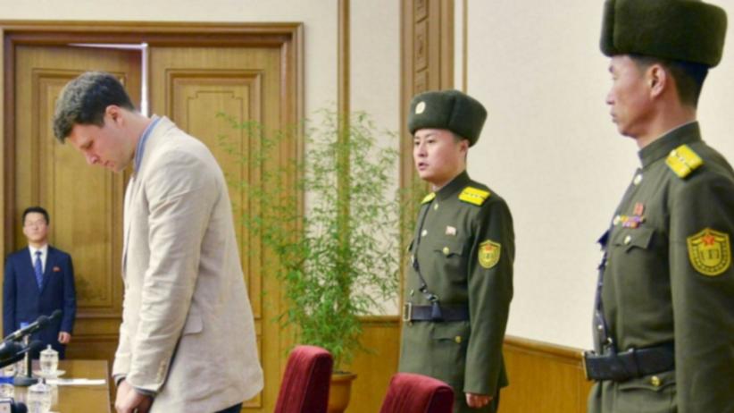 Otto Warmbier był torturowany w Korei Północnej. Rodzice: Wyglądał, jakby mu wyrywano zęby kombinerkami
