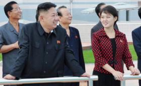 Rozrasta się reżimowa dynastia. Kim Dzong Un został ojcem!