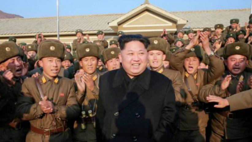 Kim Dzong Un chwali się nową bronią. Zapowiada masową produkcję