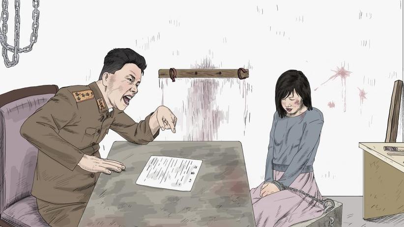 Korea Północna. Raport HRW na temat gwałtów i molestowania kobiet