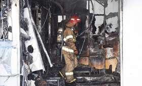 Korea Południowa: wielki pożar w szpitalu. Dziesiątki rannych