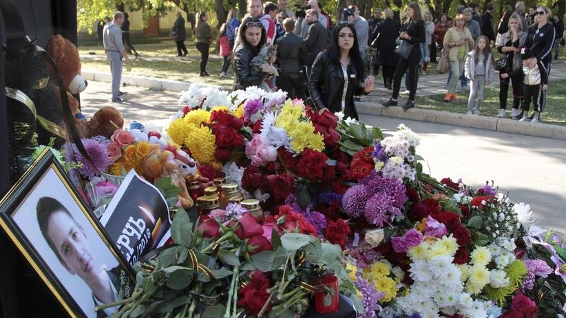 Krym. Pogłoski i teorie spiskowe po strzelaninie w Kerczu