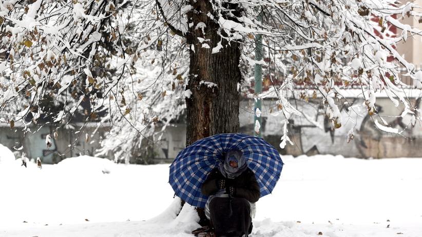 Kryzys migracyjny. Zima zatrzymała tysiące imigrantów w Bośni i Hercegowinie