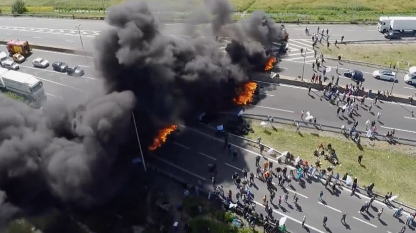 Kryzys na granicy francusko-brytyjskiej. Francja chce zmian w kontroli granicznej