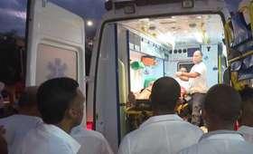 Wypadek autokaru z turystami na Kubie. Nie żyje siedem osób