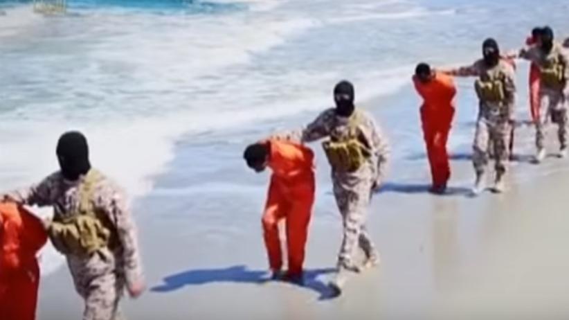 Bestialski mord na chrześcijanach. Odnaleziono ciała 21 mężczyzn