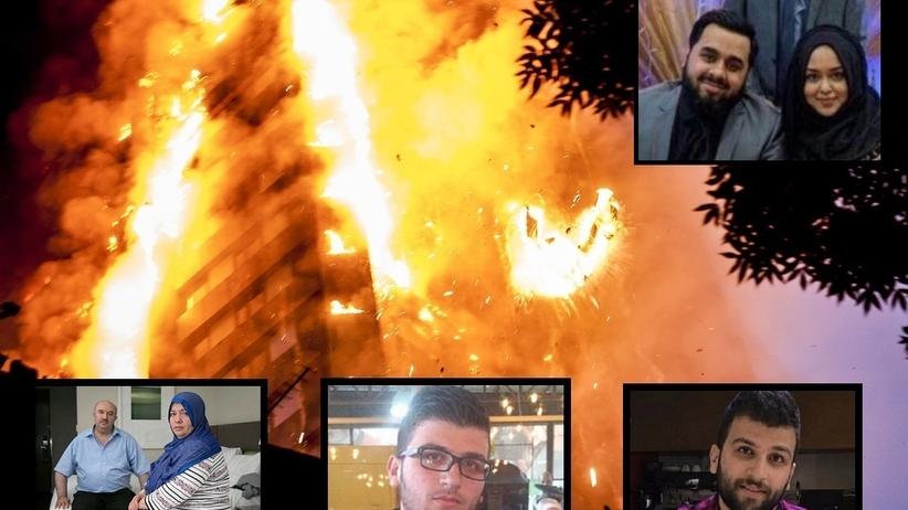Londyn: rodzeństwo nie chciało się ratować. Zostali i spłonęli przy rodzicach
