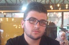 Mohammad - pierwsza ofiara (fb)