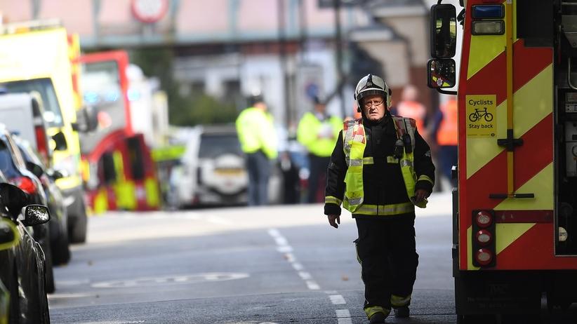 Zamach w Londynie: media ujawniają tożsamość jednego z zatrzymanych
