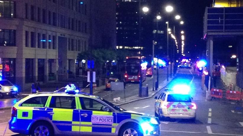 Seria ataków terrorystycznych w Londynie