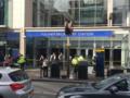 Ewakuacja centrum handlowego i stacji metra w Londynie