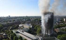 Mieszkańcy wieżowca w Londynie przeczuwali najgorsze. Ich apele nie skutkowały