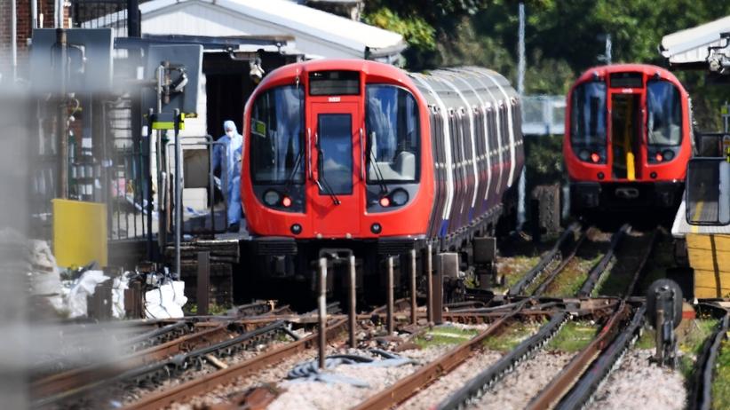 Atak terrorystyczny w Londynie. Policja ujęła młodego mężczyznę